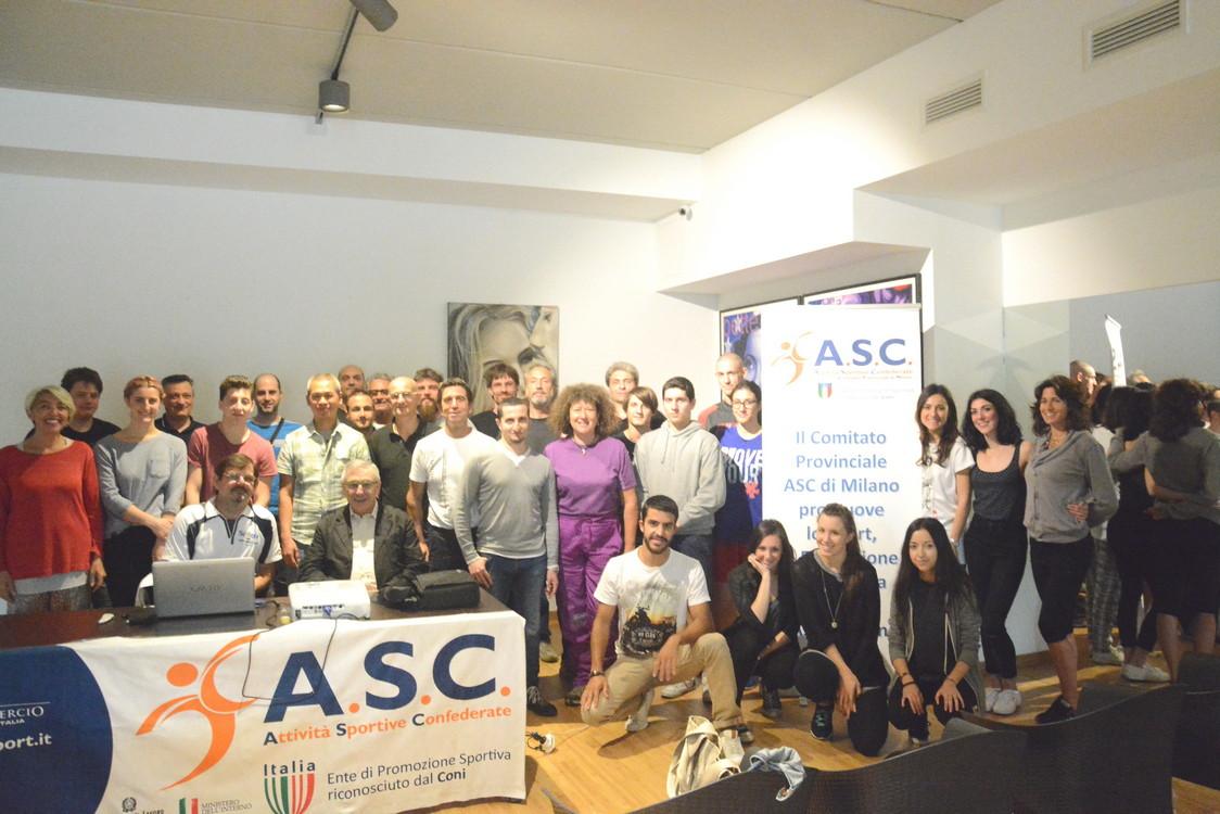 Corso di formazione Tecnici ASC-ASC Milano