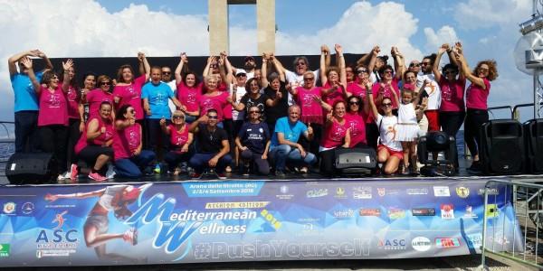 ASC al Mediterranean Wellness 2016