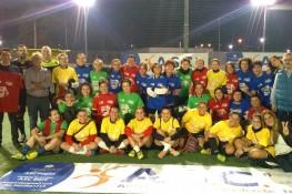 """ASC PUGLIA: Gara e Premiazione  evento di calcio femminile """"STOP VIOLENCE AGAINST WOMAN"""""""