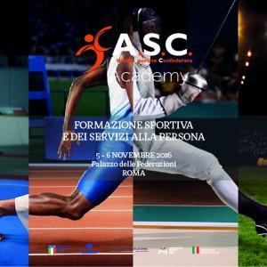 ELENCO ISCRITTI AL CORSO DI FORMAZIONE A.S.C. I° week end di formazione sportiva e dei servizi alla persona