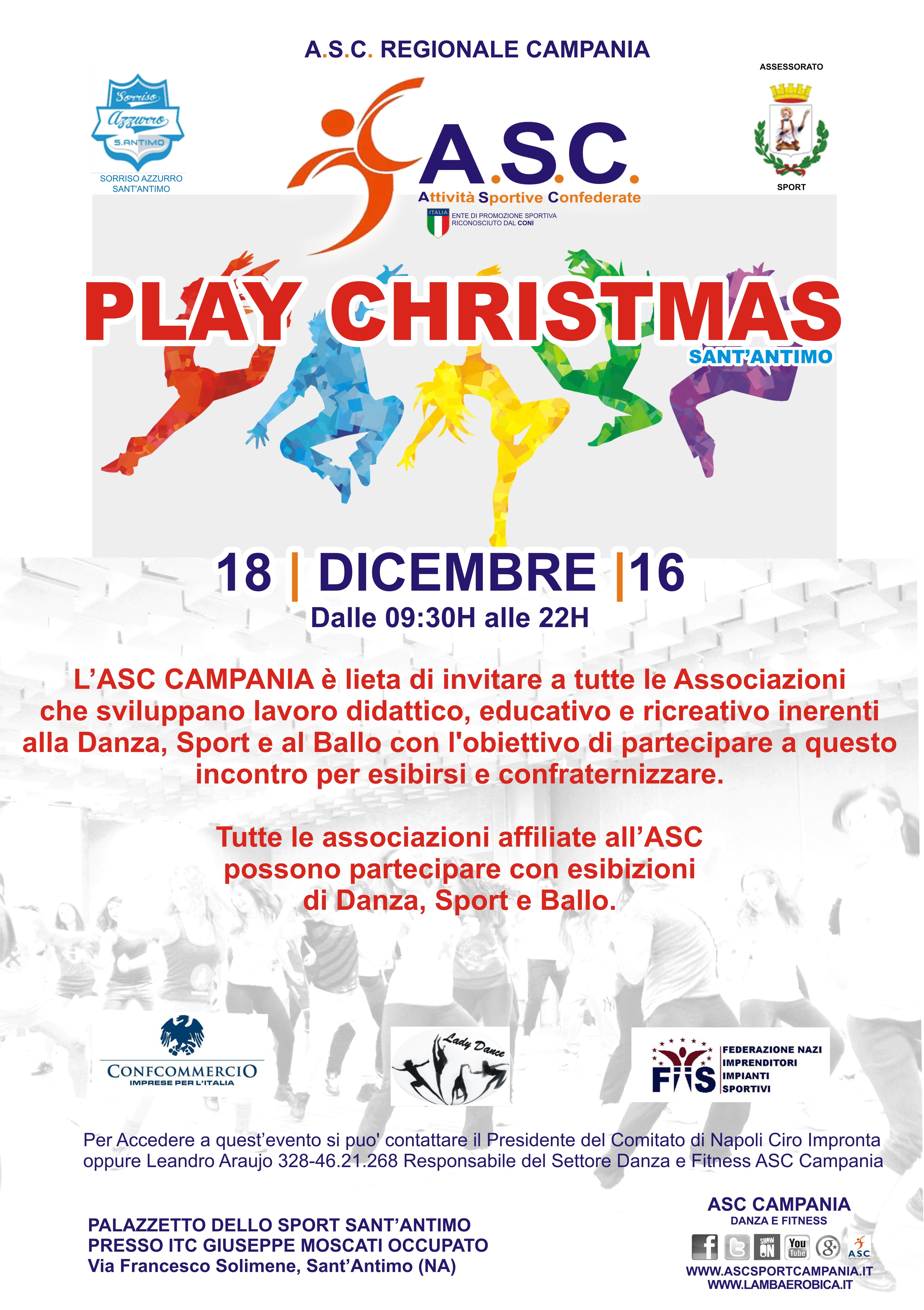 Play Christmas Sant Antimo A S C