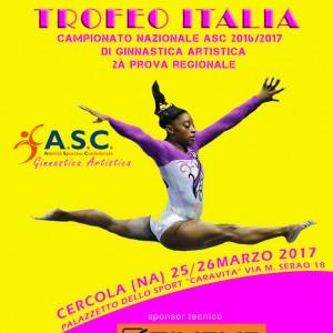 TROFEO ITALIA DI GINNASTICA ARTISTICA