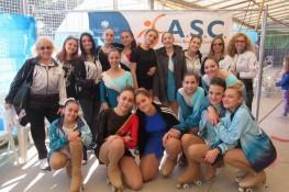 Campionato Provinciale A.S.C. Roma di Pattinaggio artistico a rotelle 2017