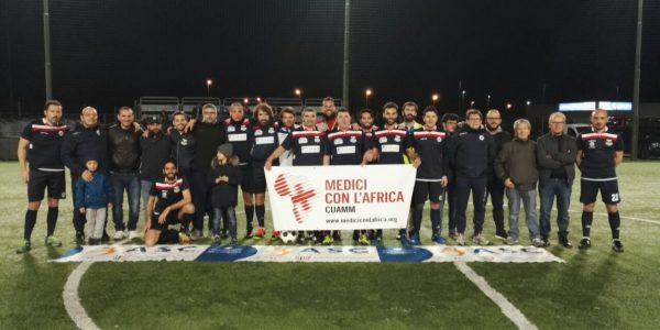 Finale e Premiazione Trofeo di Calcio ASC BARI Medici Con l'Africa
