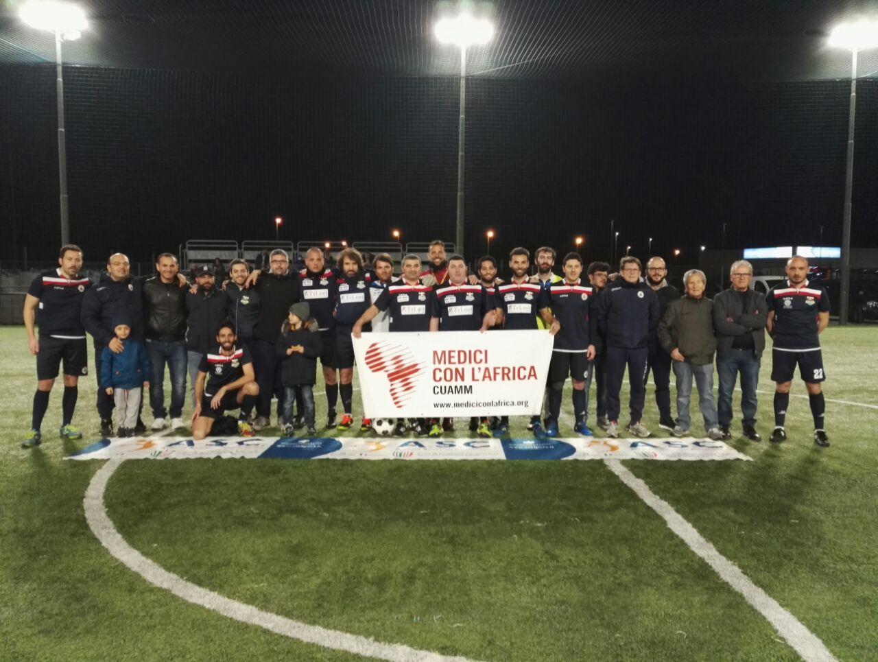 Finale e Premiazione Trofeo di Calcio ASC BARI Medici Con l  039 Africa