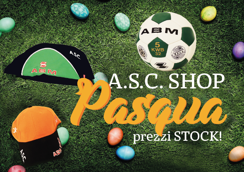 ASC SHOP - PASQUA - PREZZI STOCK