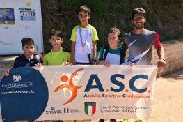 3° TAPPA TROFEO TATO TENNIS TEAM con A.S.C.