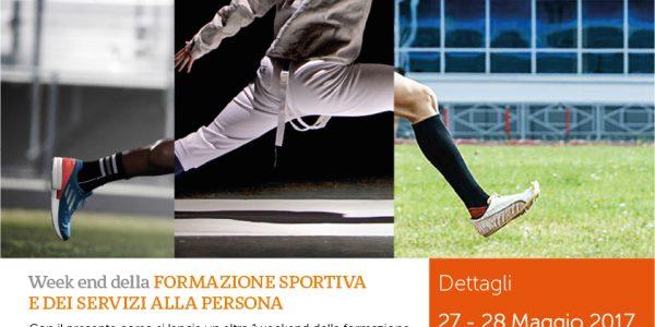 CORSO DI FORMAZIONE SPORTIVA E DEI SERVIZI ALLA PERSONA – C.P. Milano