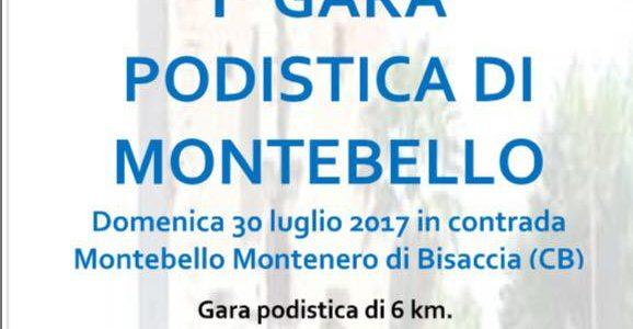 Gara Podistica ASC – Montebello