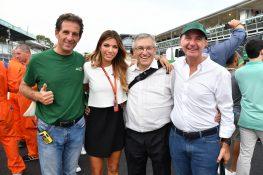 ASC Milano al Gran Premio di Formula 1
