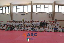 Karate di Natale 2017 ASC Marche