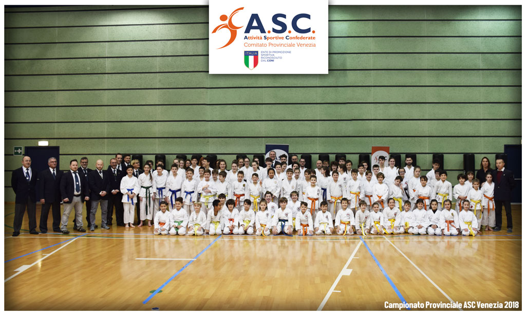 Campionato Provinciale Venezia ASC Karate Tradizionale 2018