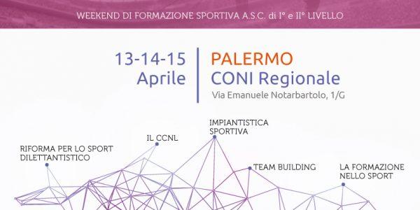 Formazione Continua per lo SPORT ASC Sicilia