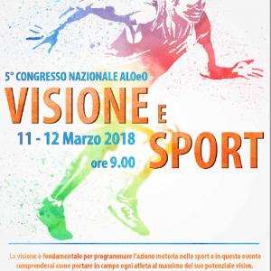 5° Congresso Nazionale ALOeO VISIONE e SPORT