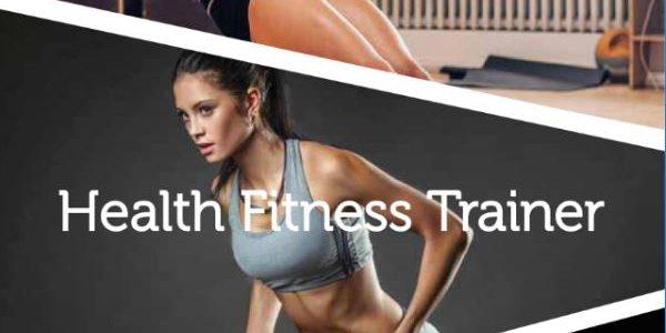 Health Fitness Trainer – corso Istruttore
