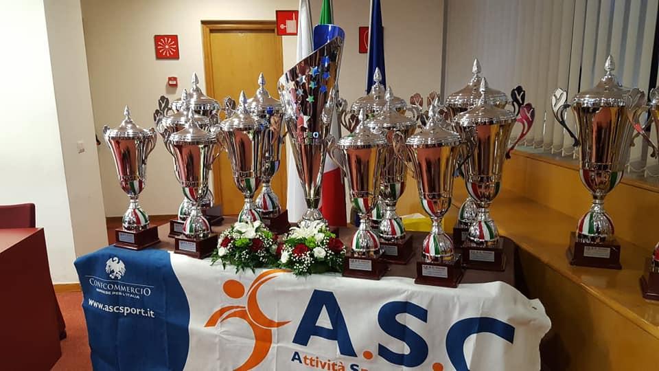 Premiazioni Trofeo STARDUST 2018