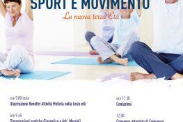 Sport e Movimento: la nuova terza età
