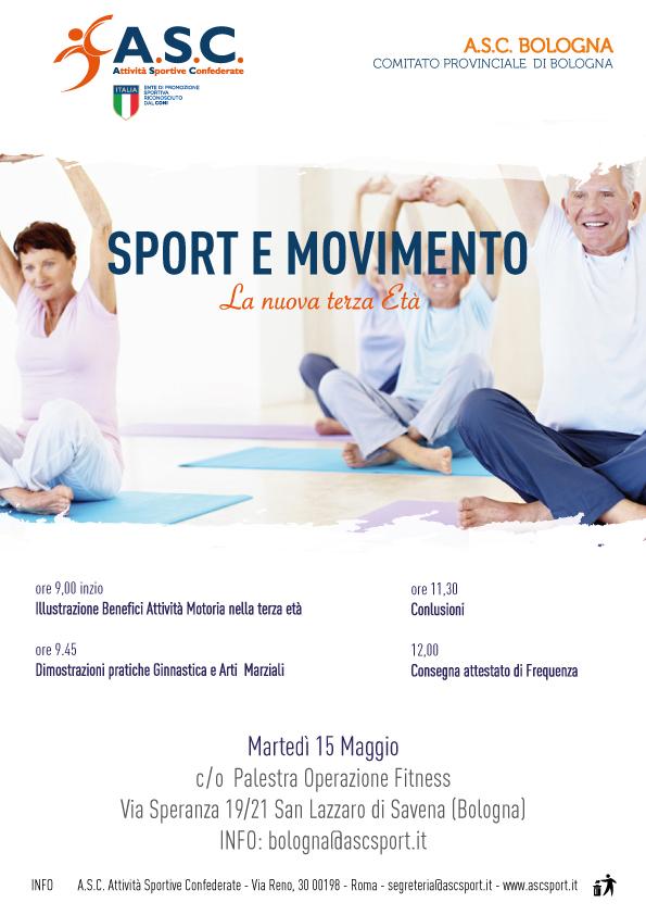 Sport e Movimento  la nuova terza et