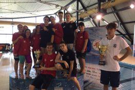 8° Meeting di nuoto ASC-SPORT MANAGEMENT