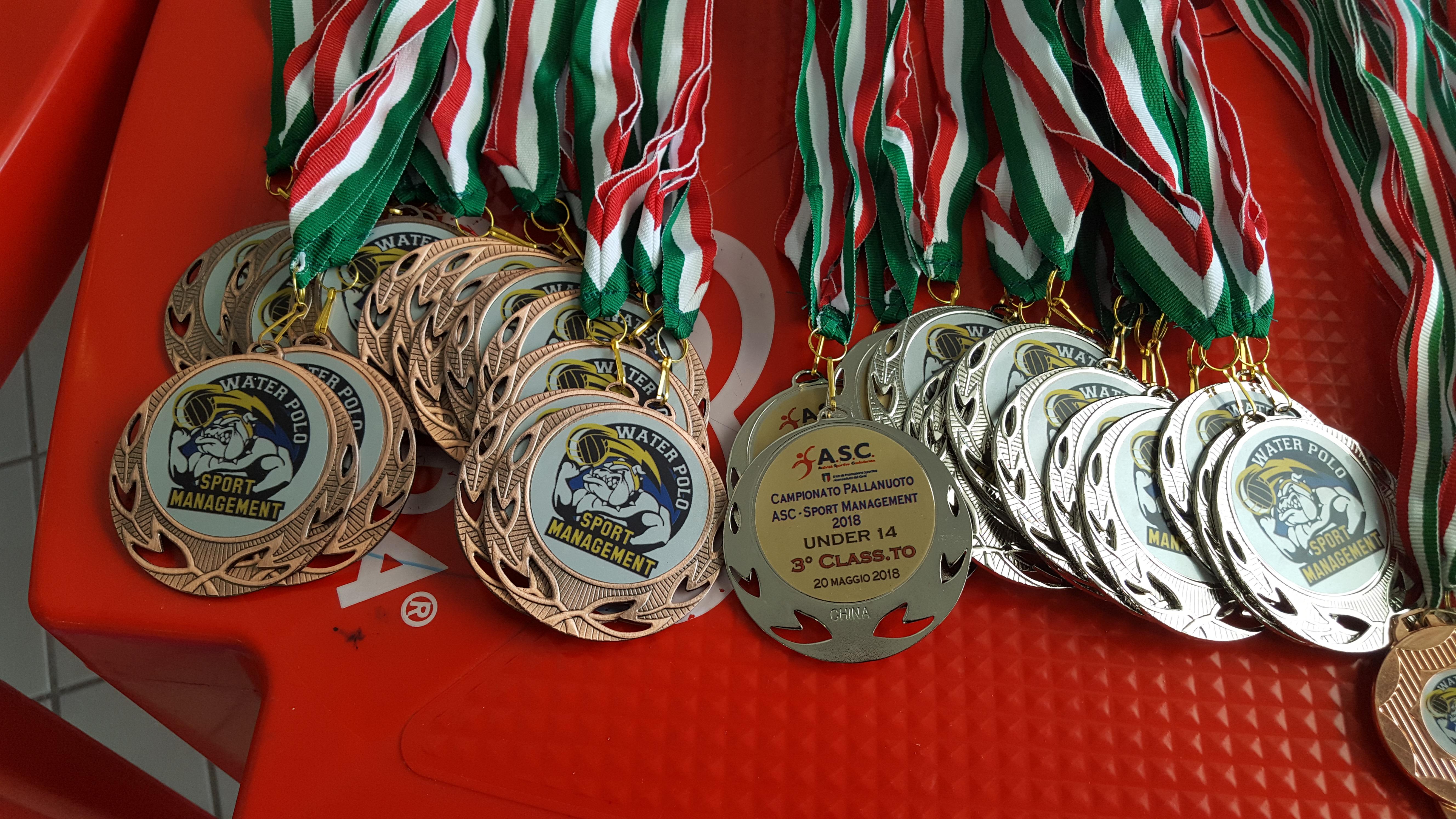 1   Trofeo internazionale di nuoto ASC - SPORTMANAGEMENT Atleti Lombardi