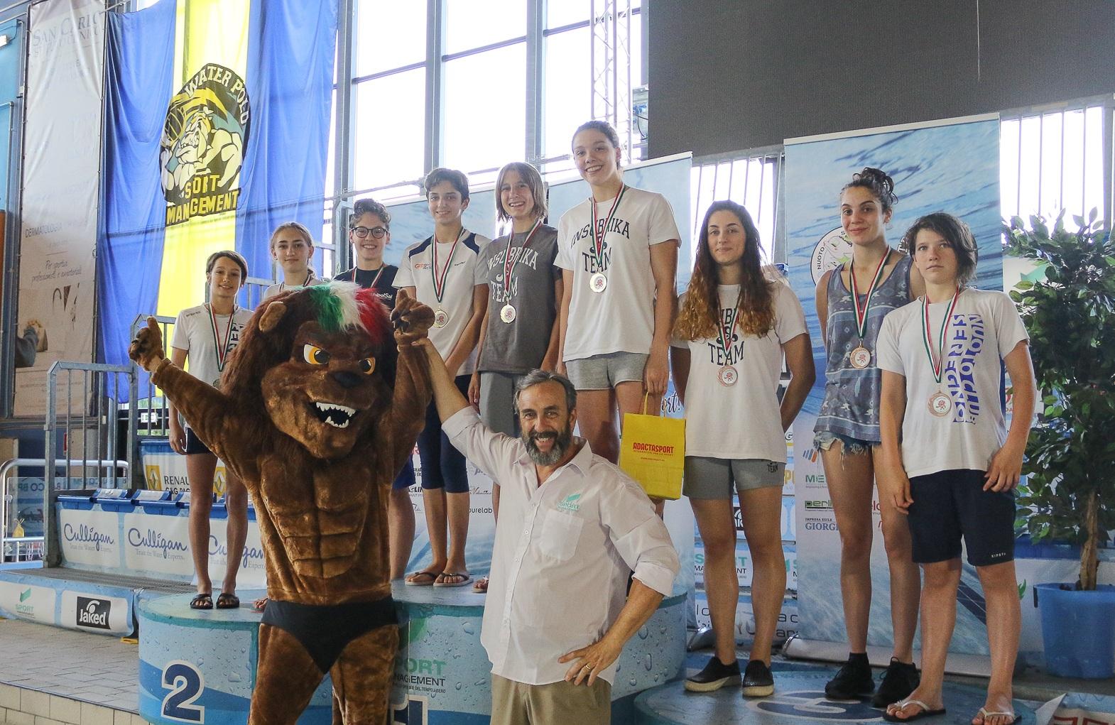 1   trofeo internazionale targato ASC-Sport Management Atleti Lombardi Busto Arsizio
