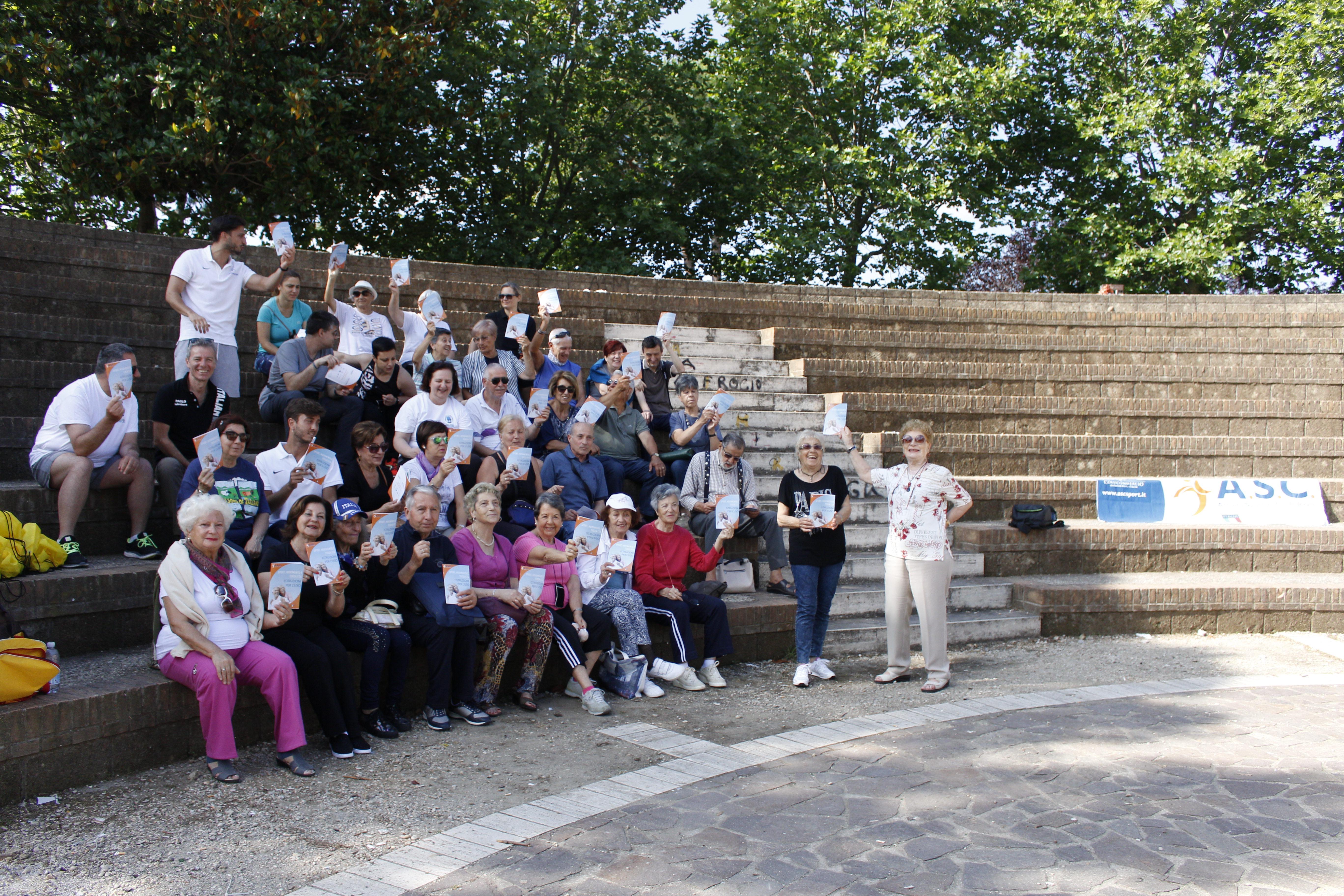 SPORT E MOVIMENTO Negli anni d argento - Appuntamento al Parco Aldo Moro