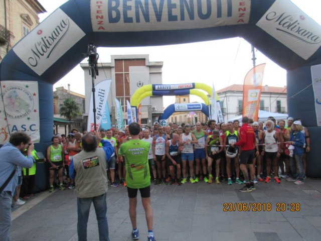 1   Prova del Campionato Regionale ASC ABRUZZO Strada