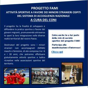 Progetto FAMI