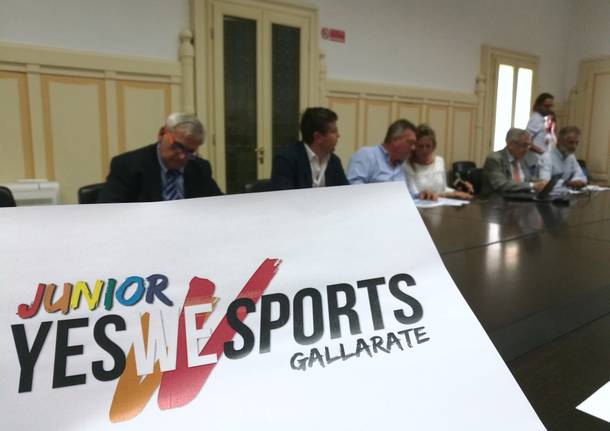 GALLARATE  PROGETTO YES WE SPORTS