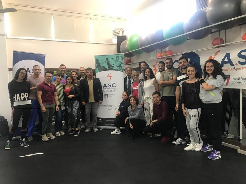 Workshop  I nuovi professionisti dello sport  ASC SICILIA