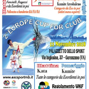 Special Europe Cup ASC MONZA BRIANZA