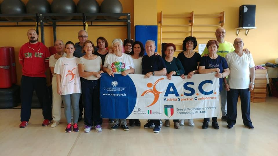 Sport Senza Et   Monte San Giusto ASC MARCHE     ASUR