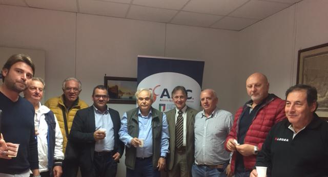 Inaugurazione sede operativa Comitato Provinciale Napoli
