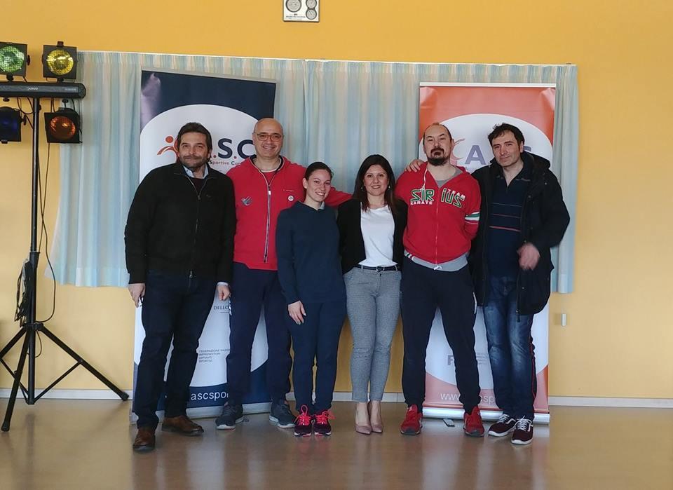 Progetto ASUR  Sport senz  039 et   ASC MARCHE