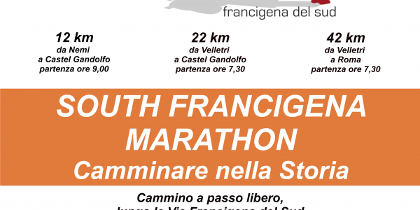 South Francigena Marathon