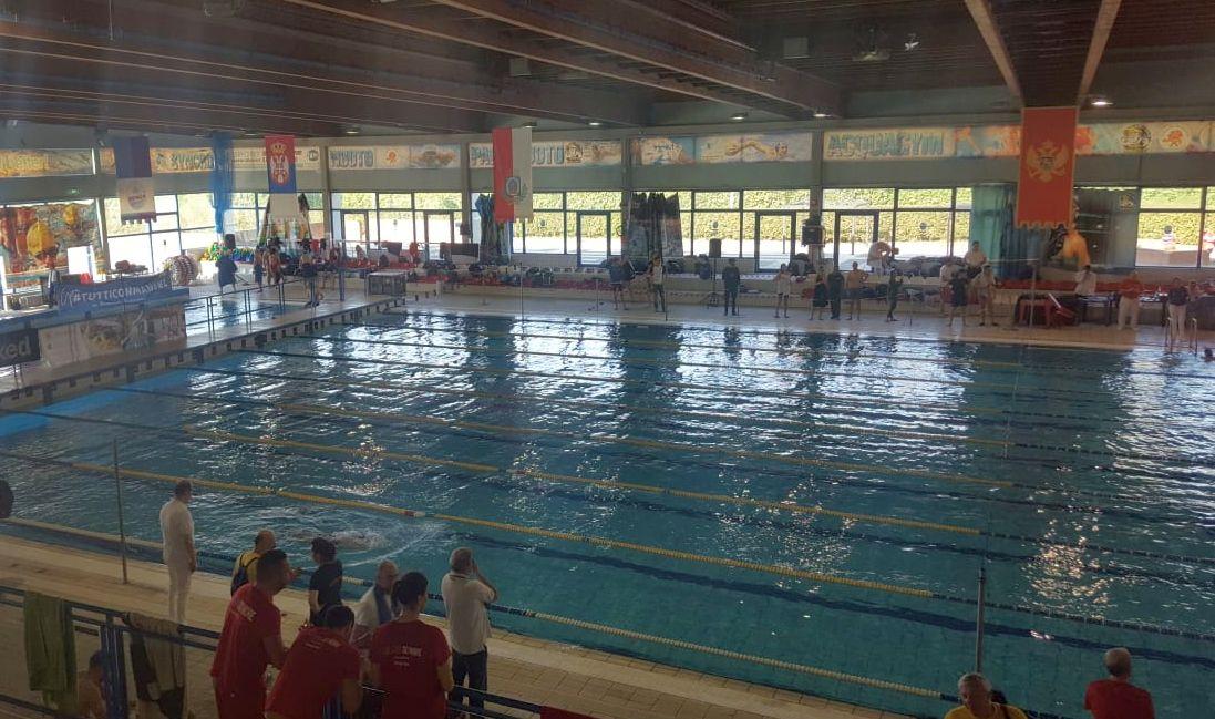 Gara di nuoto MASTER
