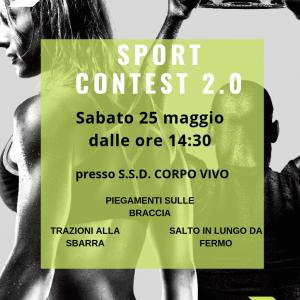 Sport Contest 2.0 S.S.D. Corpo Vivo