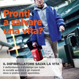 Stipulata la convenzione tra ASC e IREDEEM per i defibrillatori