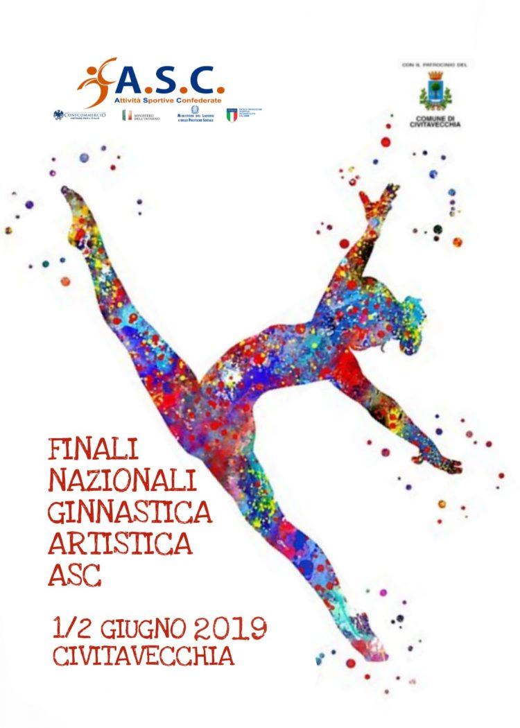 Finali Nazionali ASC GINNASTICA ARTISTICA 2019