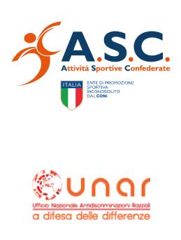 ASC    iscritta a UNAR