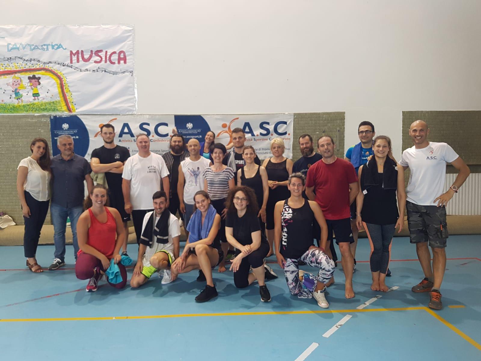 Workshop  I nuovi professionisti dello sport