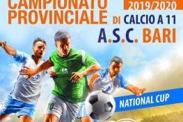 ASC BARI CAMPIONATO PROVINCIALE ASC BARI DI CALCIO A 11- 34    EDIZIONE -Anno 2019-2020