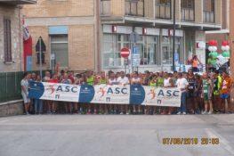 Classifica Campionato Nazionale ASC corsa su strada Notaresco 07 agosto 2019 ASC TERAMO