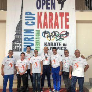 Rappresentativa Karate Sportivo Nazionale ASC – 9° Turin Cup