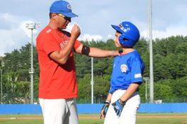 Parte la ASC Instructional Baseball League