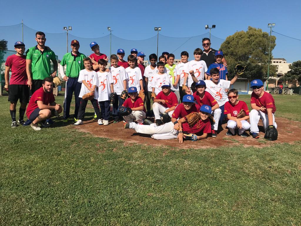 ASC Instructional Baseball League