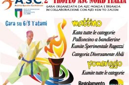 5   KARATEKANDO - Verso gli Olympic Games