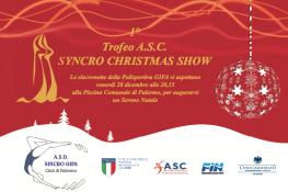 SYNCRO CHRISTMAS SHOW - 1   Trofeo ASC