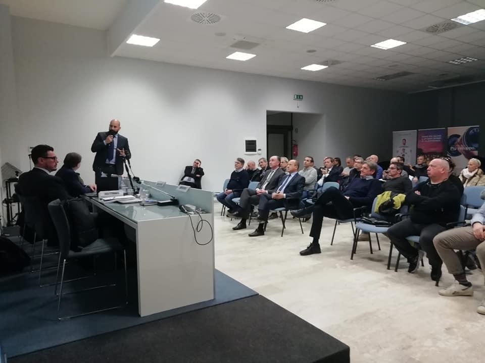 Convegno FISCO E SPORT - ASC Marche in CONFCOMMERCIO