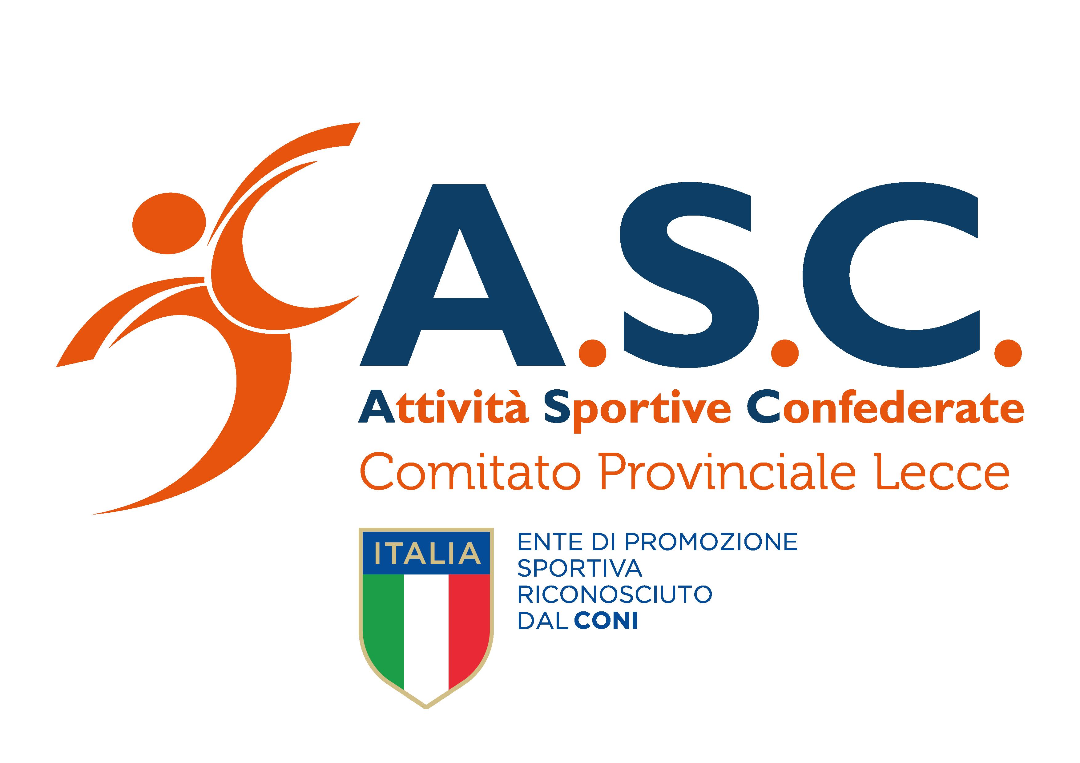 Convocazione assemblea provinciale - ASC Lecce